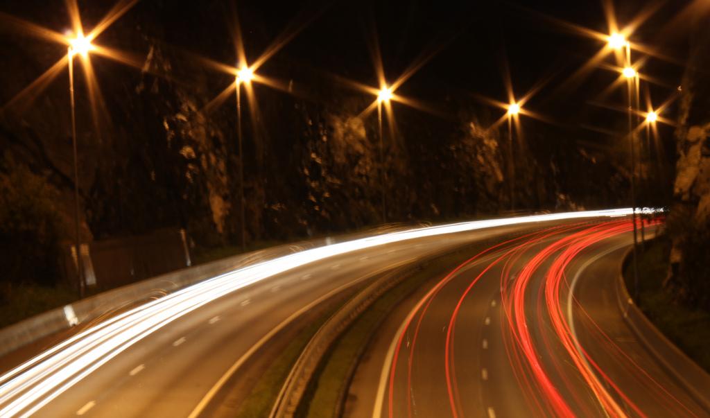 Highway par Chris-Havard Berge