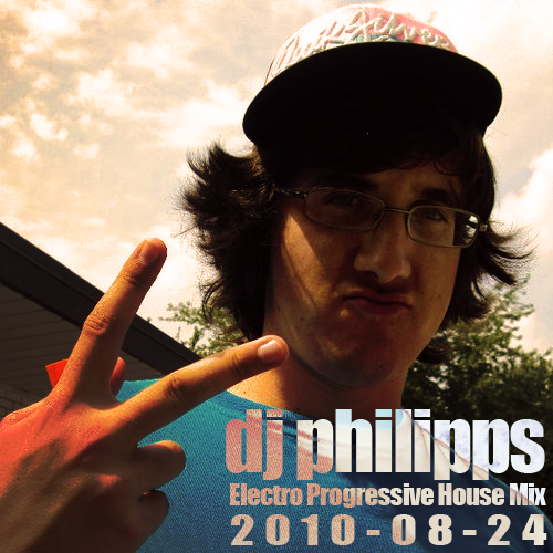 Electro Progressive House Mix 201-08-24 par DJ Philipps