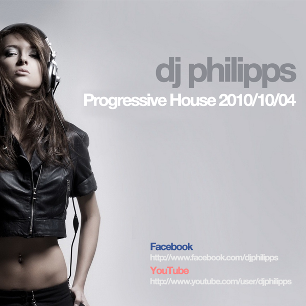 Progressive House Mix 2010-10-04