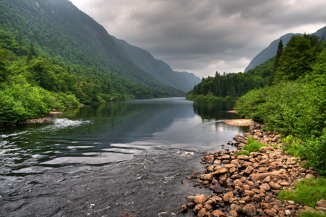 Jacques-Cartier River, Quebec