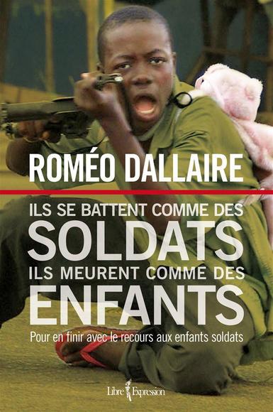Couverture du livre «Ils se battent comme des soldats, ils meurent comme des enfants»