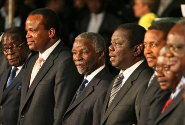 Leaders africains