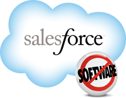 Logo de Salesforce.com CRM